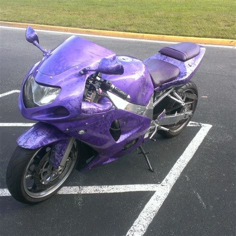 purple pearl motorcycle paint with pearl