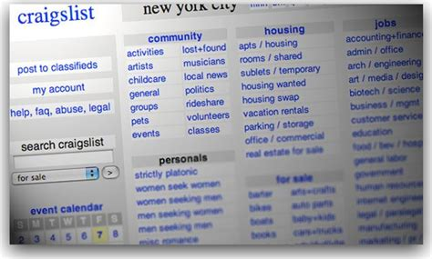 7 steps to advertise your vacation rental on craigslist