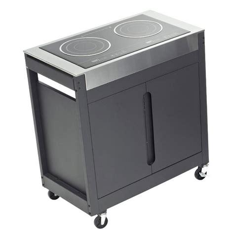 piani cottura per esterni piano cottura induzione con mobile barbecook barbecue