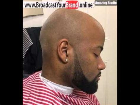 446027 the black man who had bald head and a beard for black men youtube