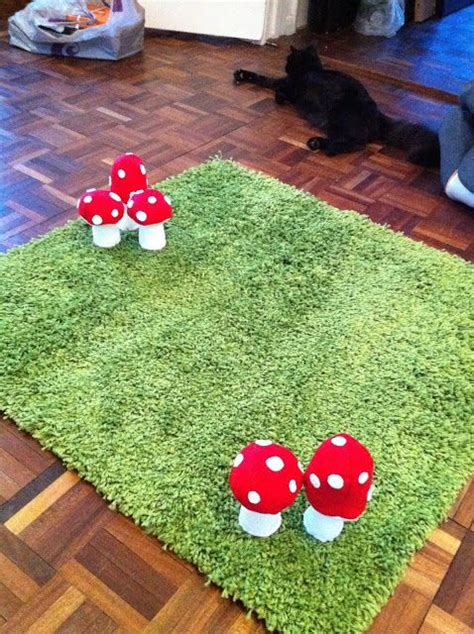 grass rug ikea ikea hackers woodland inspired rug need to make this for