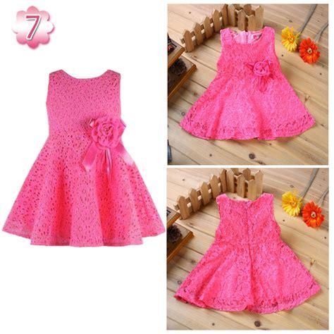 591 Dress Import wholesale 13 colors baby toddler princess