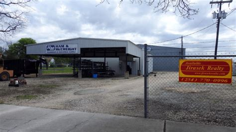 Plumbing Supply Temple Tx by Jirasek Realty Commercial Industrial Real Estate Warehouse Industrial Shop East Central
