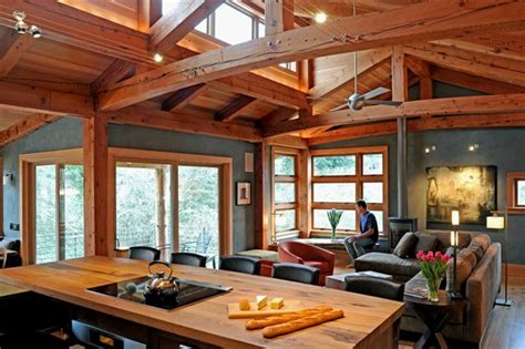 home interior frames reclaimed timbers find new as new energy works timber frame home