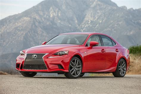 lexus usa 2016 lexus is gets 241hp 2 0l turbo four 255hp v6