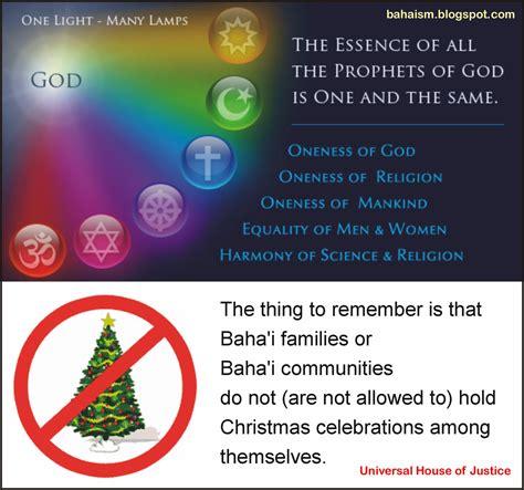 oneness of religion baha is hypocrisy