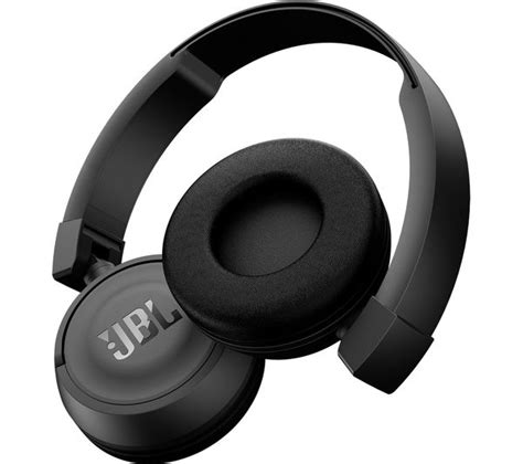 Earphone Bluetooth Jbl Buy Jbl T450bt Wireless Bluetooth Headphones Black
