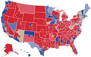 Election Maps 2014 by 2014 House Election Interactive Map 270towincom 2016 Car