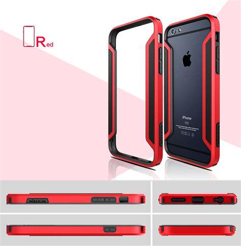 Stuff Nillkin Border Frame Bumper For Iphone 6 Black nillkin slim armor border apple iphone 6s