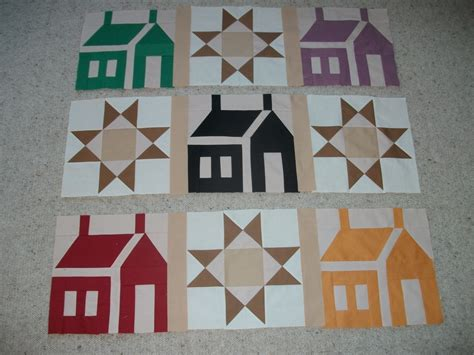 house pattern blocks progress report house quilt top a journey with fibre