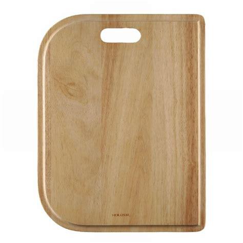 houzer endura oak cutting board cb 2500 the home depot