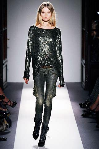 Pret A Porter Balmain Spring 2010 Djane Couture Fashion