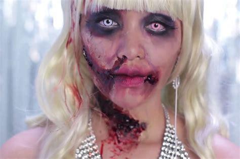 makeup tutorial youtube michelle phan michelle phan s zombie barbie halloween make up tutorial