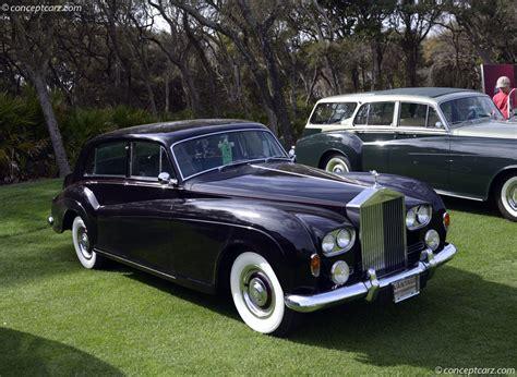 roll royce silver 1963 rolls royce silver cloud iii sct 100 conceptcarz