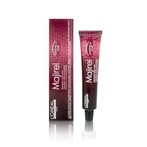 l oreal professionnel majirel blush l oreal professionnel majirel permanent creme color ionene g incell 6 35 6grv by