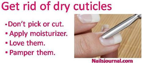 And Nail Care Do And Dont For Healthy by Why Are My Cuticles So Nails Journal
