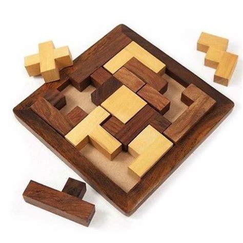 Handmade Puzzle - handmade it together wood puzzle unibuyz