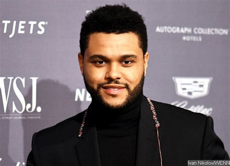 the weekends new haircut the weeknd finally reveals the real reason he got rid of