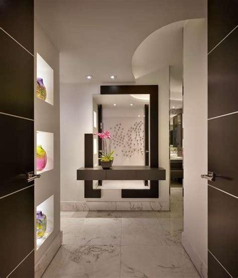 arredare l ingresso moderno arredare un ingresso con gli specchi foto design mag