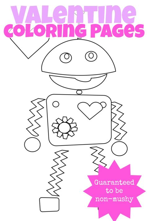 Valentine S Day Activities For Pre K Kids Kid Activities Valentines Day Coloring Pages For Boys Free