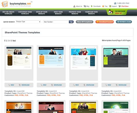 Templates For Sharepoint Design And Resources For Sharepoint Free Sharepoint Site Templates
