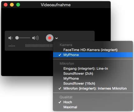 iphone themes erstellen anleitung anleitung bildschirm video von iphone und ipad mit dem