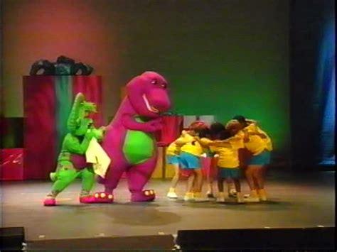 Barney The Backyard Barney In Concert by Baby Bop Song Barney Wiki