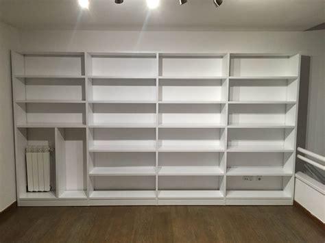libreria a librerias estanterias de madera maciza a medida los