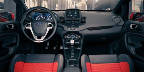 ford st interior 2017 ford st ford performance ford