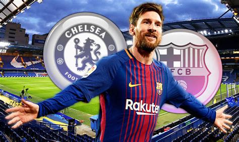 chelsea x barcelona barcelona star lionel messi has unfinished business with