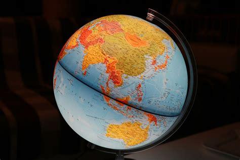 Public Domain Vector Globe