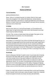 film treatment template wordscrawl com