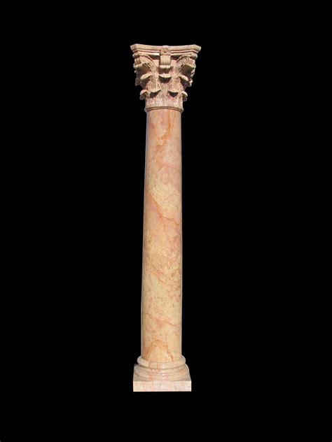 CLASSIC CORINTHIAN COLUMN ? MODEL 102 Houston Tx   Marble