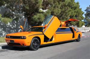 dodge challenger limo excellencelimo limousine