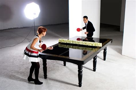 Dining Table Tennis Ping Pong Dining Table
