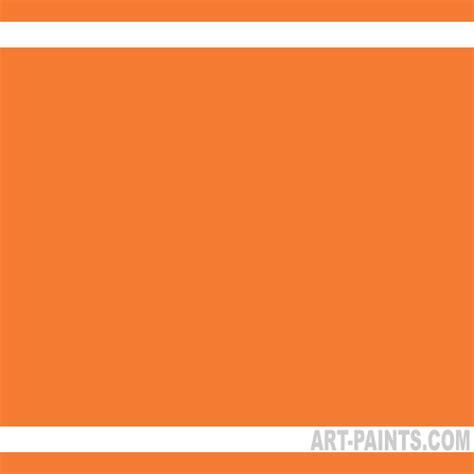 fluorescent sunset orange industrial colorworks enamel paints 135 fluorescent sunset orange