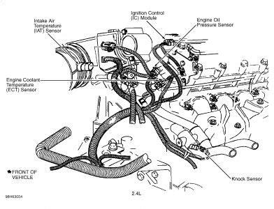 pontiac   engine diagram wiring images