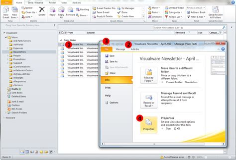 tutorial video outlook 2010 outlook 2010 email vorlage speichern