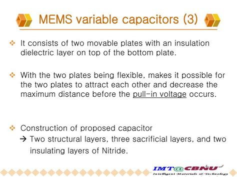variable capacitor mems ppt rf mems devices powerpoint presentation id 5576224
