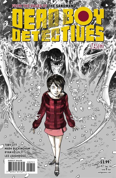Dead Boy Detectives Volume 2 Tp dead boy detectives vol 2 7 dc database fandom powered
