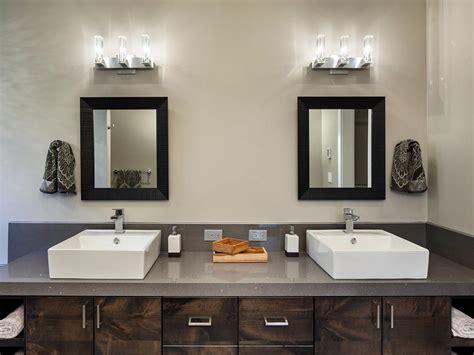 modern industrial bathroom hilltop modern industrial retreat iverson hgtv