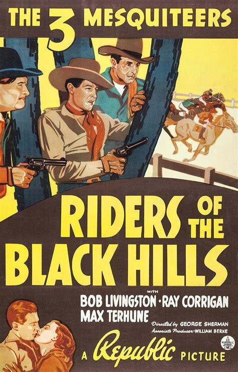riders   black hills wikipedia