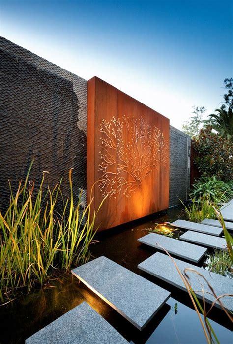 outdoor metal treppen 25 best ideas about corten steel on corten
