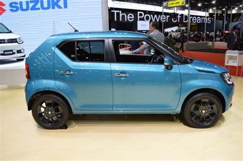 Maruti Suzuki Cars Maruti Suzuki Ignis Price Specification Interior