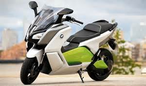 bmw c evolution e scooter electric scooters 2012