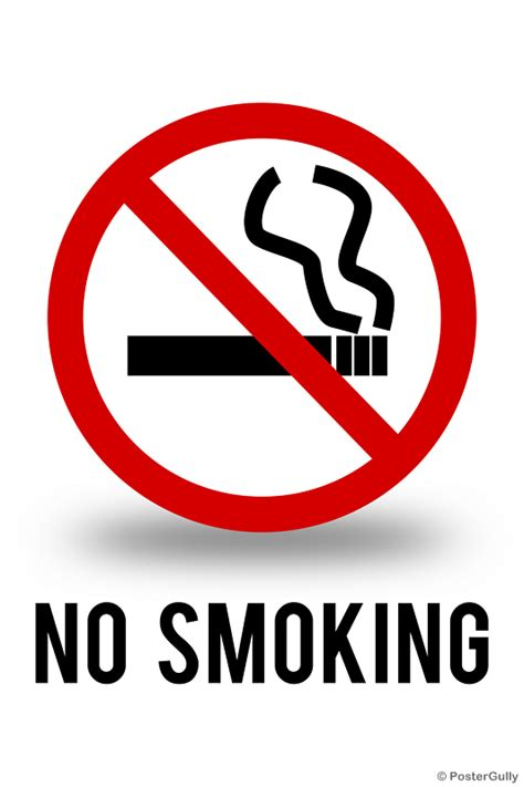 poster design on no smoking interior design products no smoking sign postergully
