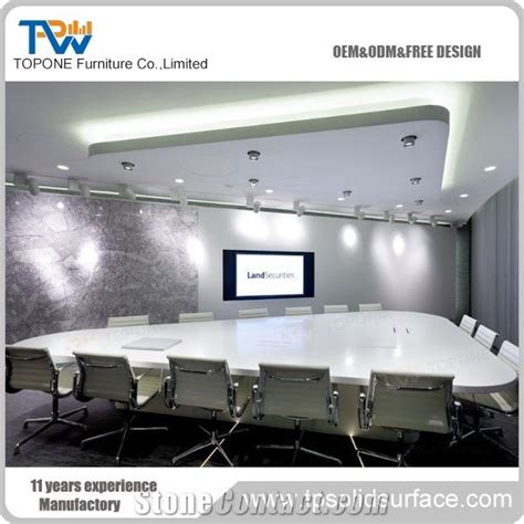 marble conference room table artificial marble big conference table for
