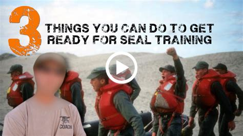 10 Things To Do To Get Ready For by 3 Things You Can Do To Get Ready For Seal Sealfit