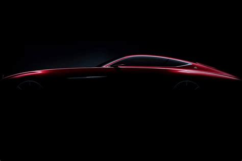 teaser car we can t stop staring at this sleek mysterious mercedes