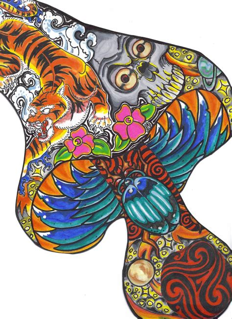 shroom tattoos trippy designs images pictures becuo